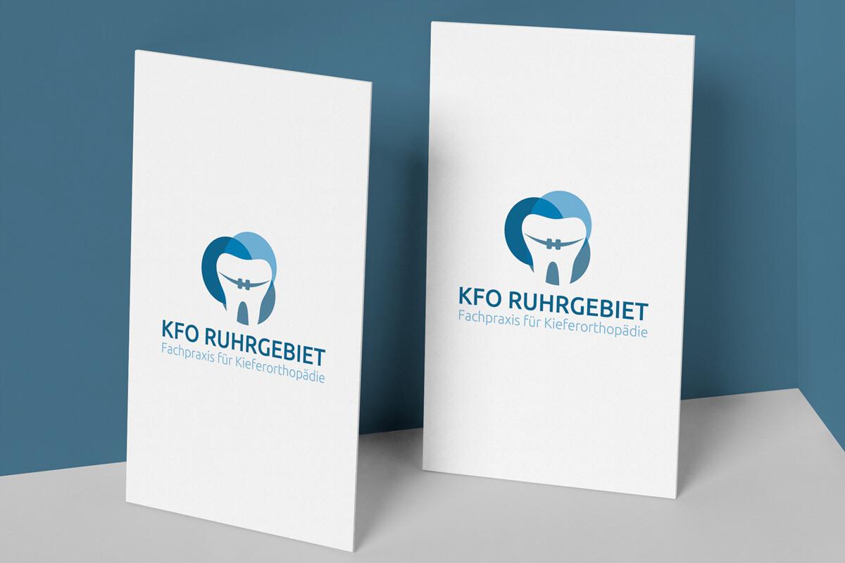 KFO Ruhrgebiet Praxisflyer