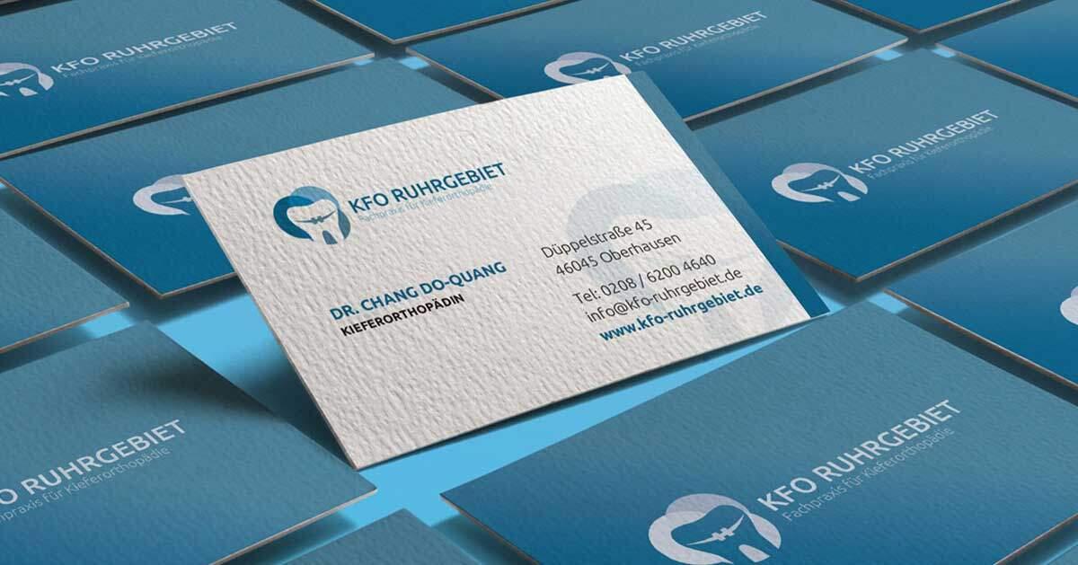 Ihr Praxislogo ist der Ausgangspunkt für Ihre Corporate Identity