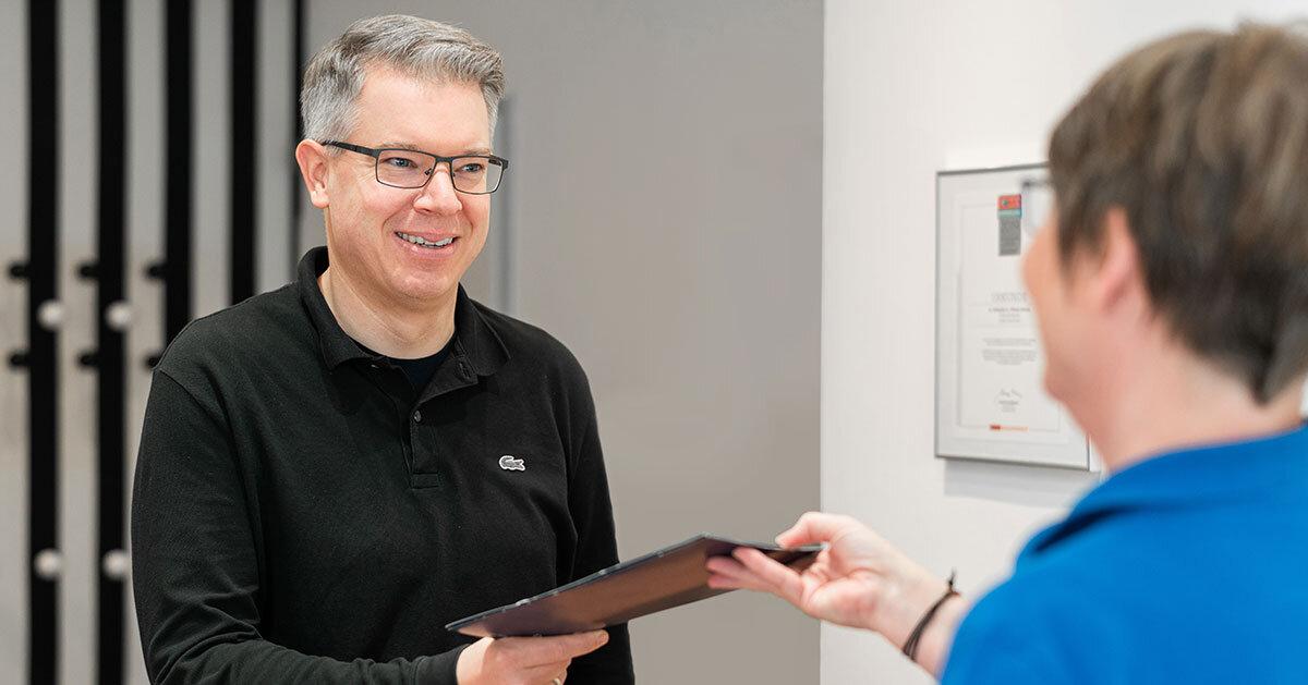 Die richtige Teminvergabe bindet Patienten