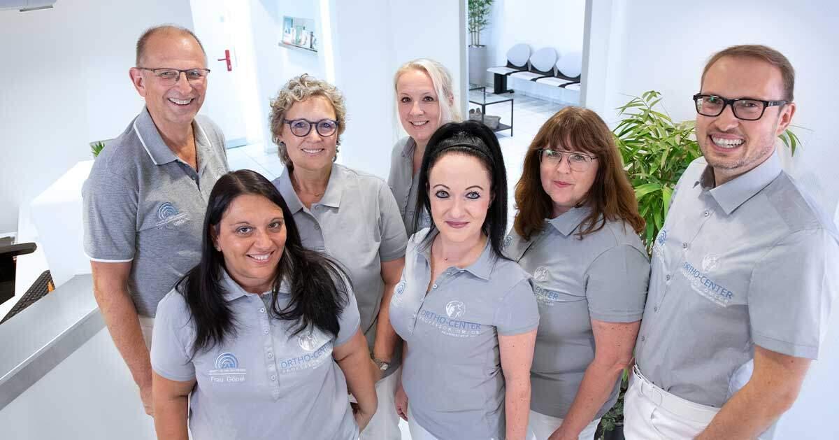 Ein gelungenes Praxislogo ist das Gesicht Ihrer Praxis (Bild: Ortho-Center Professor Omlor in Neunkirchen))